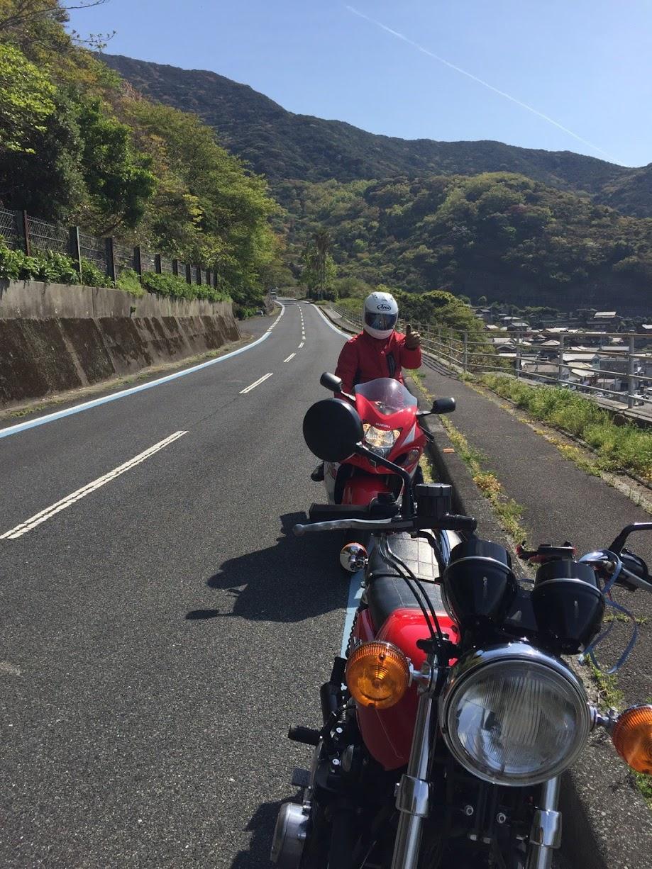 高茂岬道路