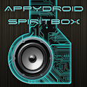 "Spirit Box ""Real IP ghost box"" icon"