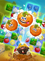 Funny Farm match 3 game APK screenshot thumbnail 23