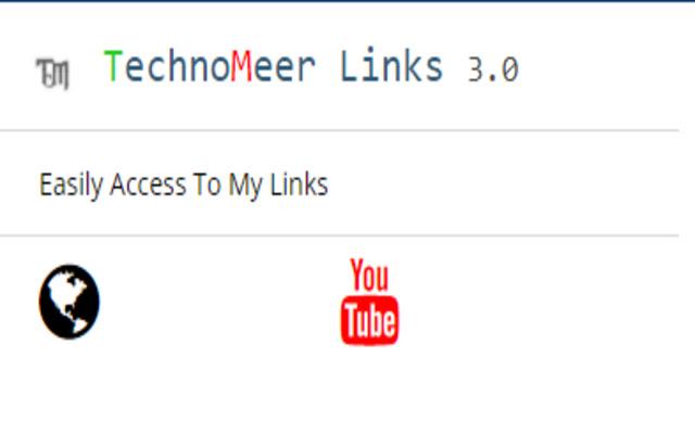 TechnoMeer Links