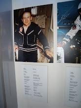 Photo: 2. den - Mezi kosmonauty nemůže chybět náš Vladimír Remek (Euro Space Center, Transinne, Belgie)