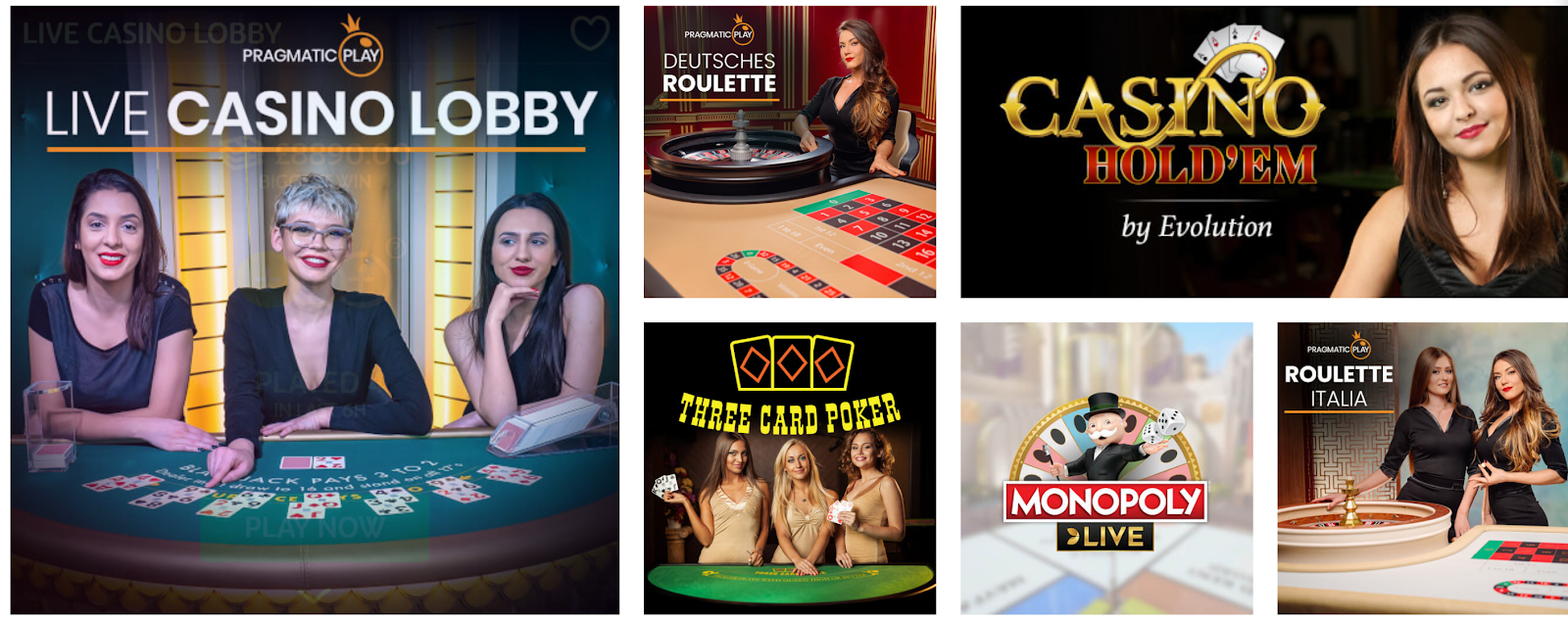 PlayOJO is an excellent site for live poker games