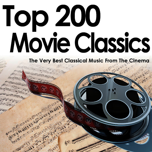 Various Artists: Top 200 Movie Classics - The Very Best Classical