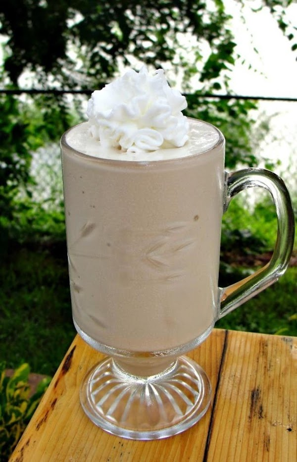 Caramel Frappé Recipe
