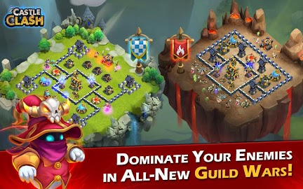 Castle Clash: Age of Legends Captura de pantalla 12
