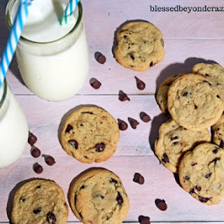 The Softest Gluten Free Chocolate Chip Cookies.