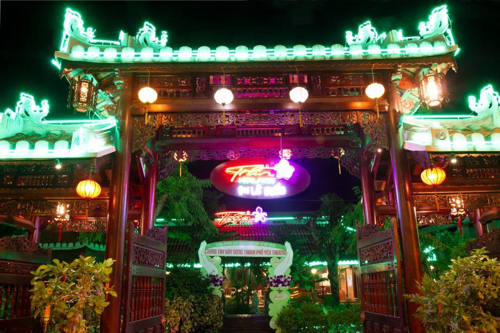 Nhà hàng Trần một trong những nhà hàng Đà Nẵng nức tiếng