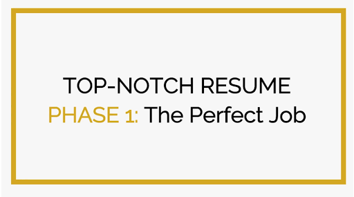 Top Notch Resume — Linda Raynier   Career Strategist   Career Coach