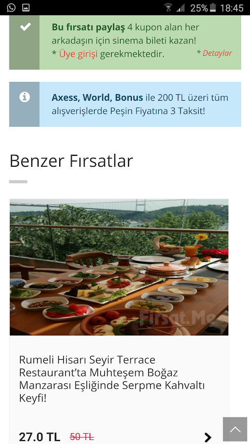 Fırsat Me- screenshot