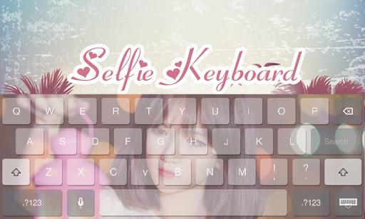 Selfie Cute People Keyboard