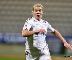 Ada Hegerberg élue meilleure joueuse de la saison