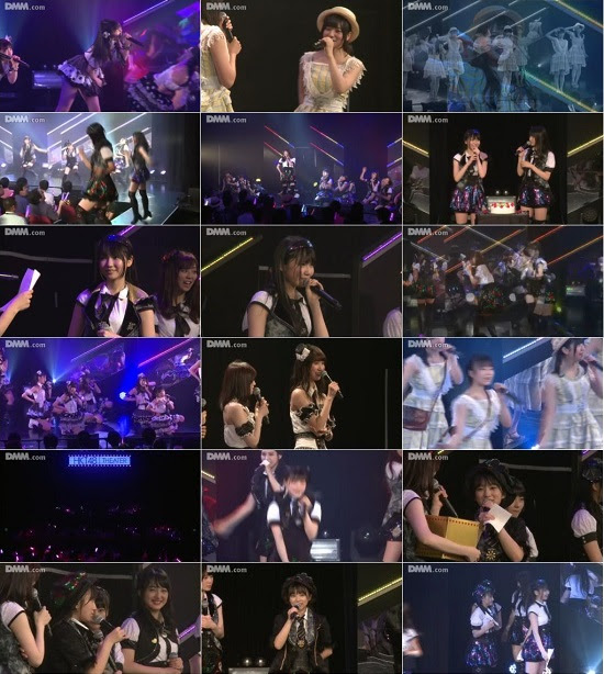 (LIVE)(公演) HKT48 チームH「シアターの女神」公演 160615 160627