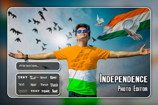 Independence Day Photo Editor screenshot 3