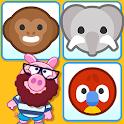 Piggy Free - Memory icon