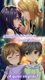 Anime Love Story Games: Shadowtime Apk 4