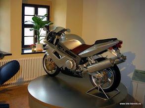 Photo: Zschopau. Slot Wildeck. MZ-museum.