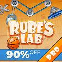 Rube's Lab PRO Physics Puzzle icon