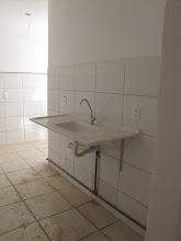 Photo: Cozinha antes.