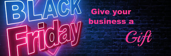 Black Friday Deal on Your Business Videos