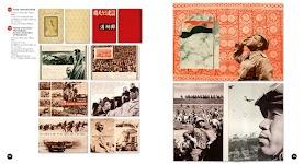 16 afbeeldingen van tijdschrift 'Front' met bijbehorende Japanse tekst
