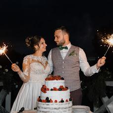 Wedding photographer Anna Khomko (AnnaHamster). Photo of 20.12.2018