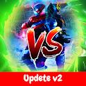 All Rider Battle Fight 3D - Henshin Updete v2 Pro icon