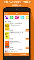 Screenshot of Rockstand mLearning App