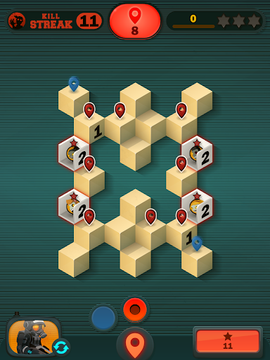Zombie Sweeper: Minesweeper Action Puzzle 1.1.015 screenshots 21
