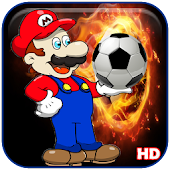 MARIO The Supper Soccer