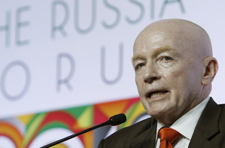 Fund manager Mark Mobius. Picture: REUTERS