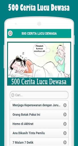 Download  Cerita Lucu Dewasa Google Play Softwares Aeyvbszlpbc Mobile
