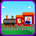Motu Patlu Rail Simulator icon