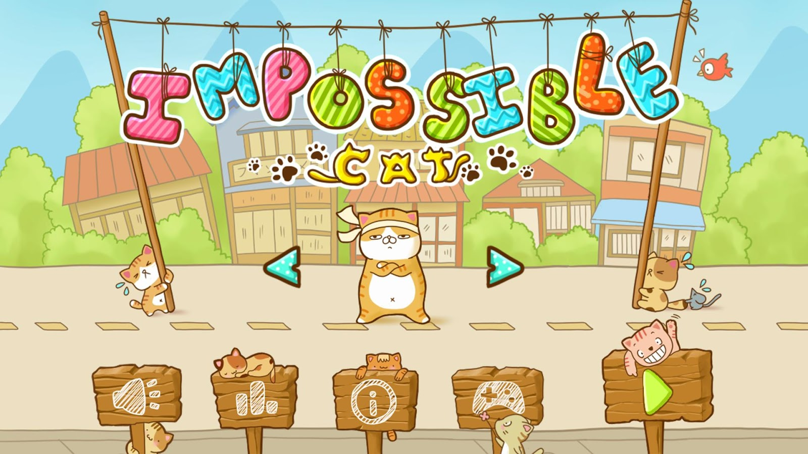 IMPOSSIBLE CAT- screenshot