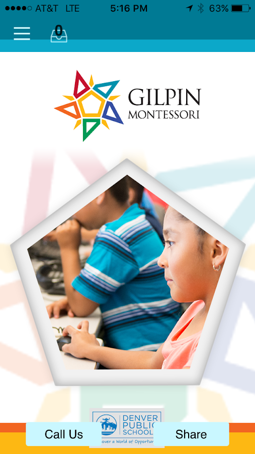 Gilpin Montessori- screenshot