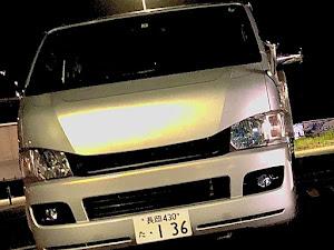 ハイエース  1型SGL.-D-4WDのカスタム事例画像 isam【cresties】さんの2021年05月20日12:24の投稿