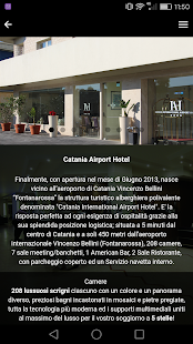 Catania Airport Hotel- miniatura screenshot