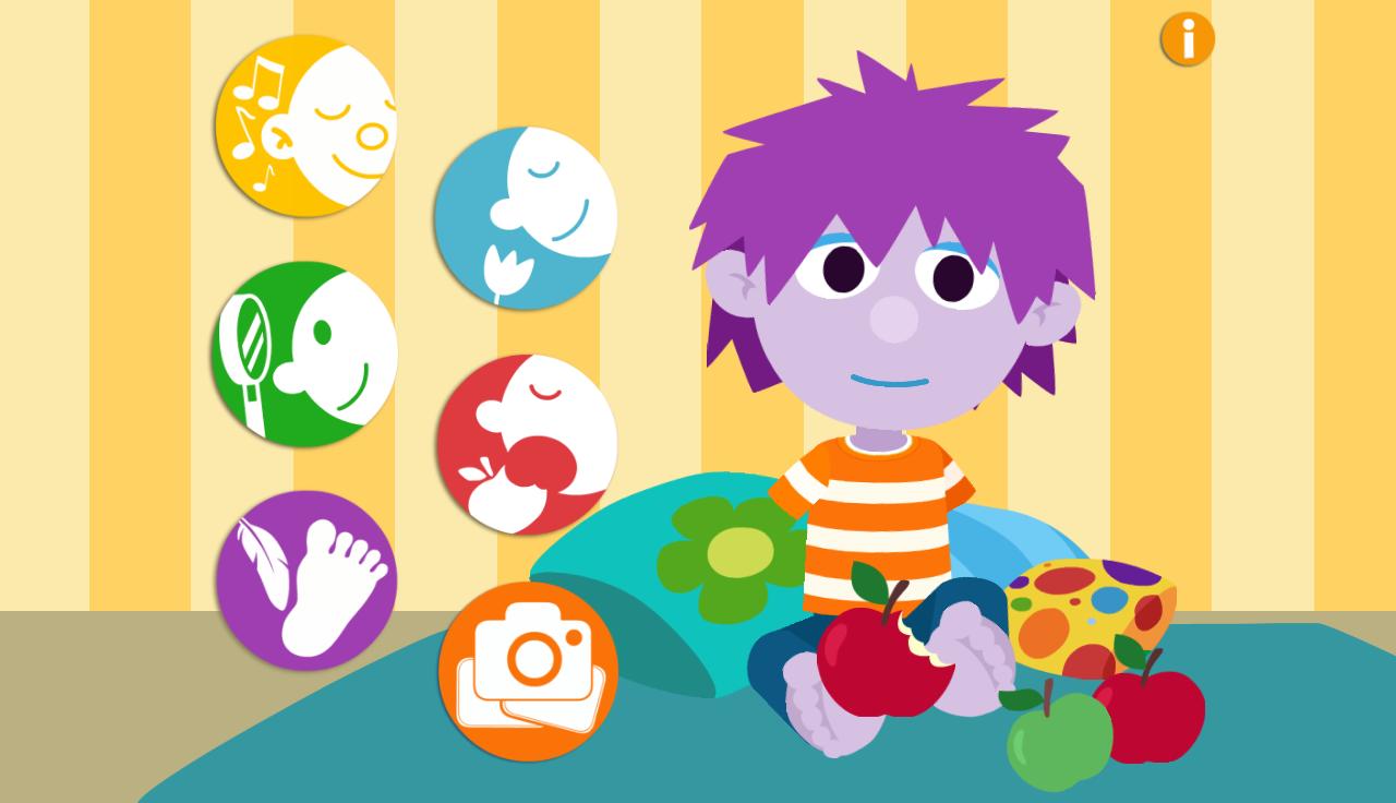 Fabulous Apprendre les 5 sens-Mini TFO - Applications Android sur Google Play VJ22