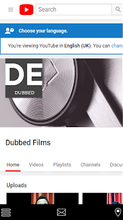 Dubbed Films - náhled