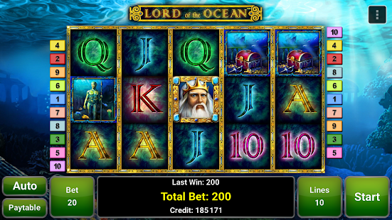 best online casino websites lord of ocean tricks