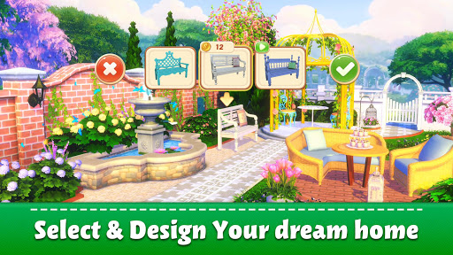 Sweet Home - Design Home Game 1.0.9 de.gamequotes.net 1