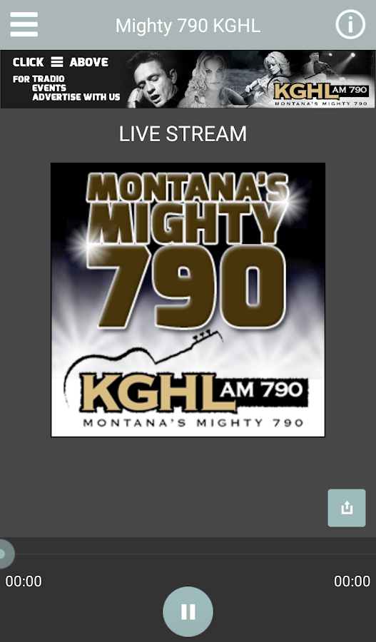 790 KGHL Now- screenshot