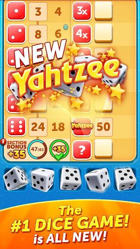 New YAHTZEEu00ae With Buddies Dice Game 5.4.0 screenshots 1