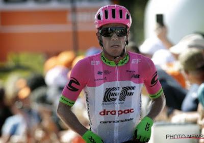 Bijzonder zware blessures voor Rigoberto Uran na val: Gebroken sleutelbeen en schouderblad