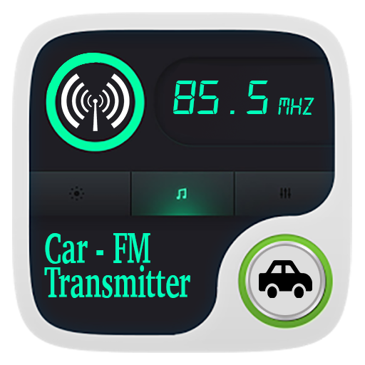 Fm Transmitter - Phone To Car Without Bluetooth