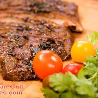Easy Grilled Skirt Steak