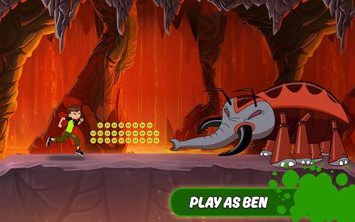 Ben 10 Alien Run 1.5.133 screenshots 9