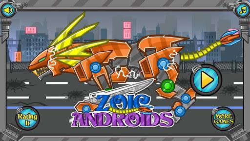 超级机械兽:黄金狮虎兽 - 单机游戏大全免费机器人