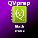 QVprep Math grade 2 Two second icon