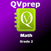 QVprep Math grade 2 Two second