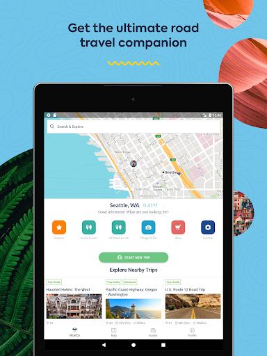 Roadtrippers - Trip Planner screenshot 7